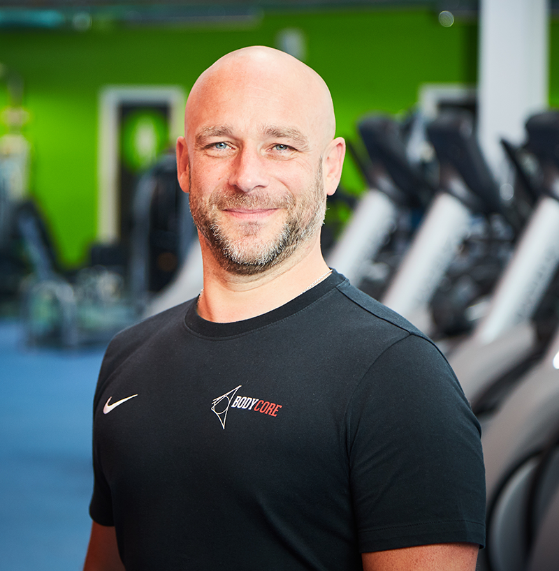 BODYCORE Managing Director Image